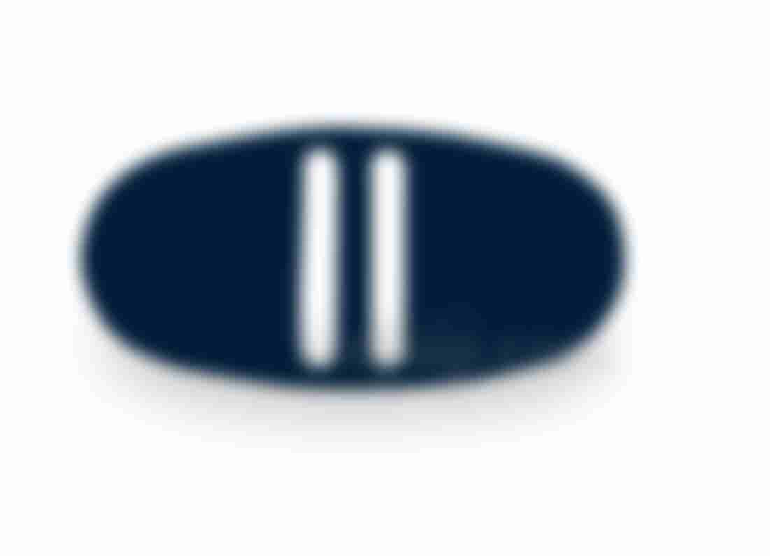 Headgear Back Buckle for Swift ™ LT CPAP Masks - Dark Blue