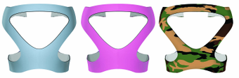 Product image for Colored Headgear for the Ultra Mirage™ and Ultra Mirage™ II Nasal, Mirage Micro™, Mirage Activa™, Mirage Activa™ LT, Mirage™ SoftGel, Mirage Quattro™ and Ultra Mirage™ Full Face Mask