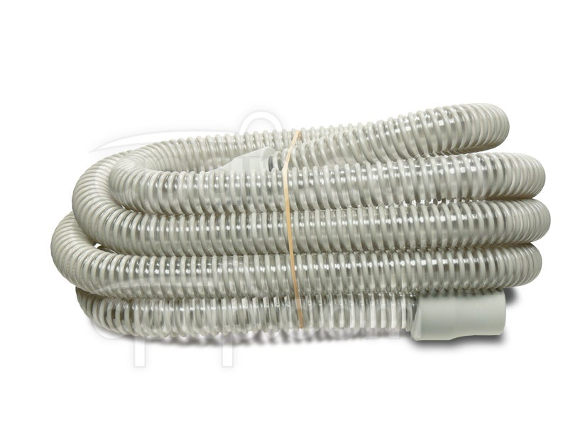 9 Foot Long 19mm Diameter CPAP Hose with 22mm Rubber Ends