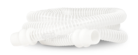 Product image for White 6 Foot Performance 19mm Tubing with 22mm Easy Grip Cuffs