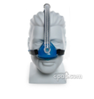 Product image for IQ Nasal CPAP Mask with 3 Point Headgear