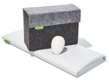 Product image for Smart Nora: Anti-Snoring Pillow Device