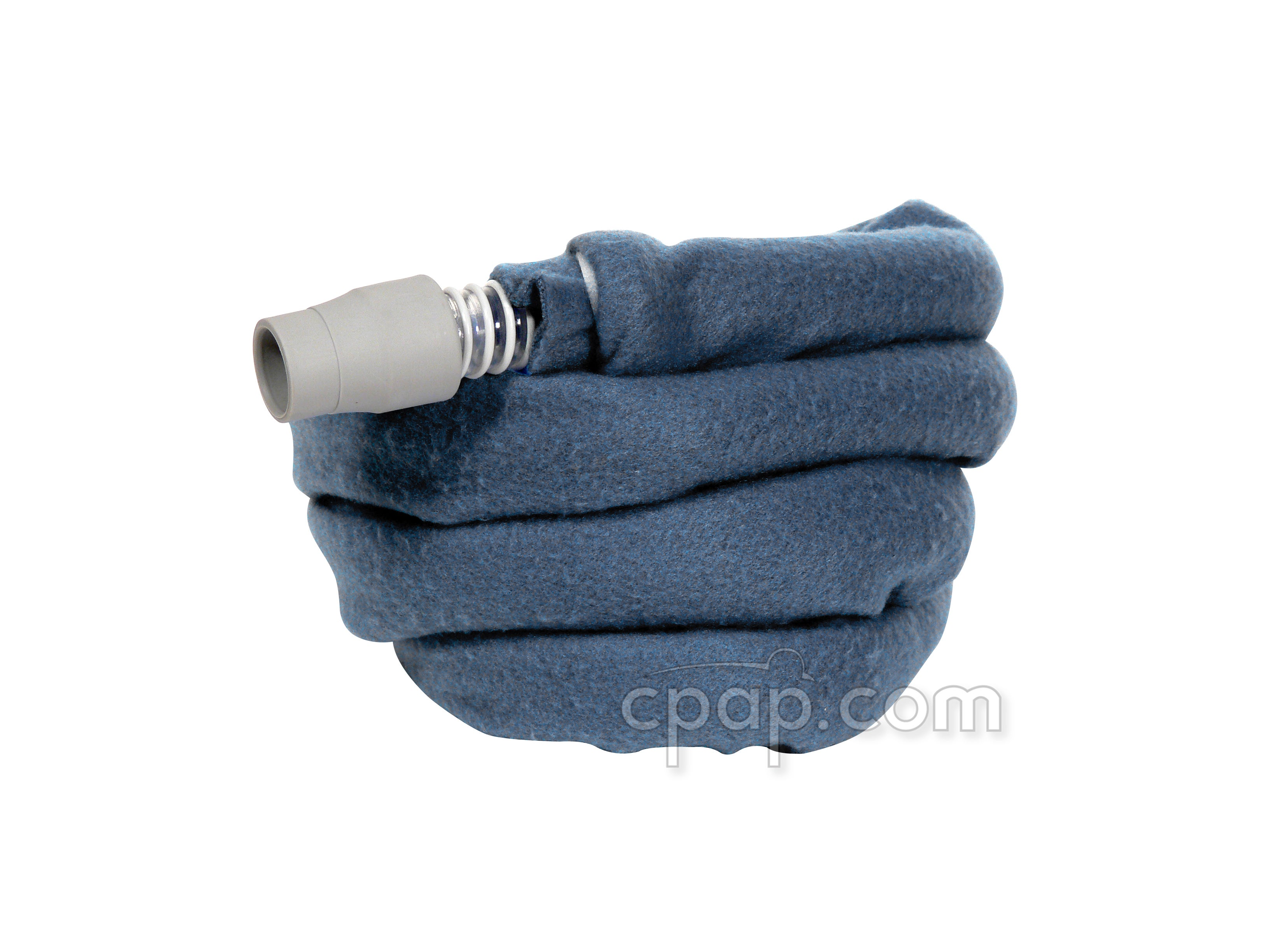 SnuggleHose Cover - Coiled on Hose Blue  (not included)