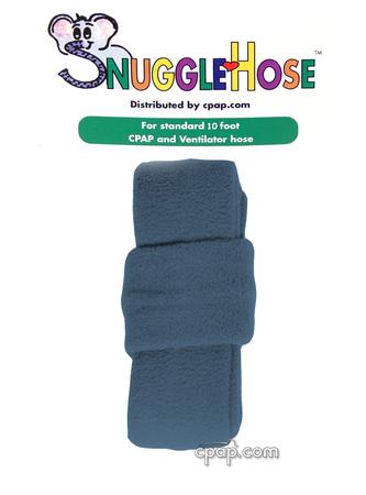 SnuggleHose Cover (Darker Blue - 10 Foot)