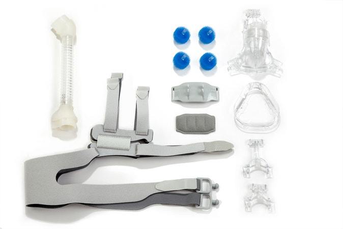 Transcend CPAP Machine On-Head Kit for Waterless Humidification
