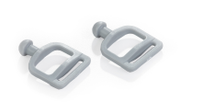 Product image for Transcend Headgear Ball Clips (2 pack)