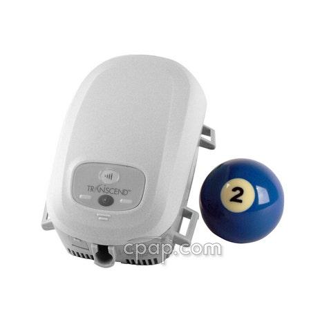 Transcend Travel CPAP Machine - Billard Ball not included