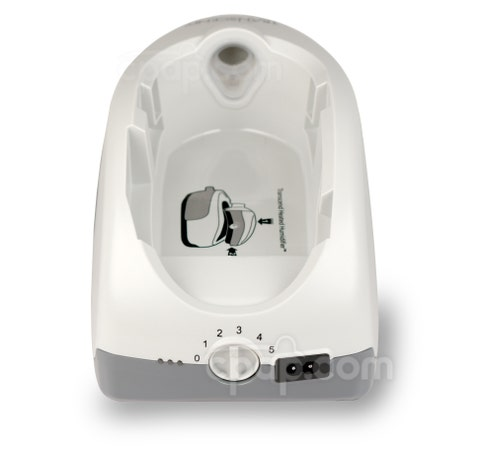 Heated Humidifier for Transcend Travel Machines - Dial End