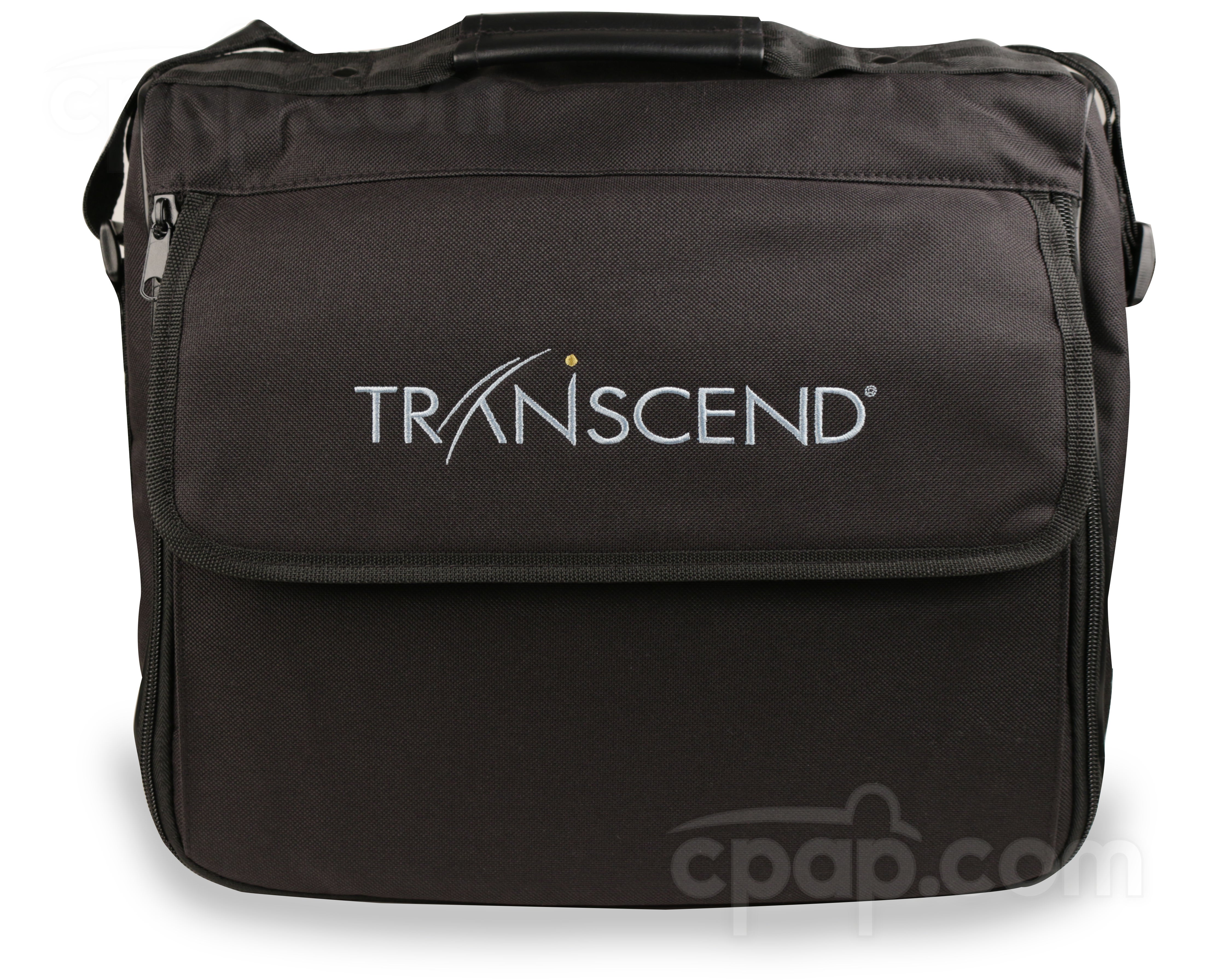 Travel Bag for Transcend Machine and Heated Humidifier - Front